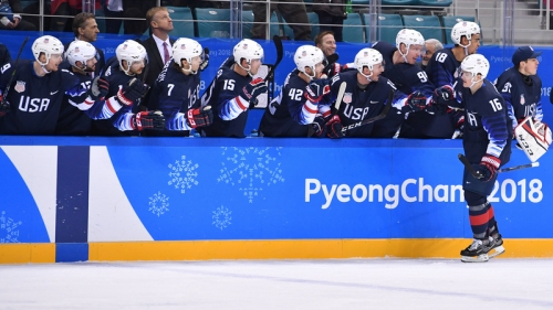 Bruins Prospect Ryan Donato Scores Twice In Team USA's Win Over Slovakia