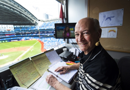 Opinion | Blue Jays broadcaster Jerry Howarth gave us a lifetime of baseball memories