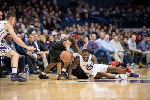 Northwestern men's basketball seeks to slay Michigan State