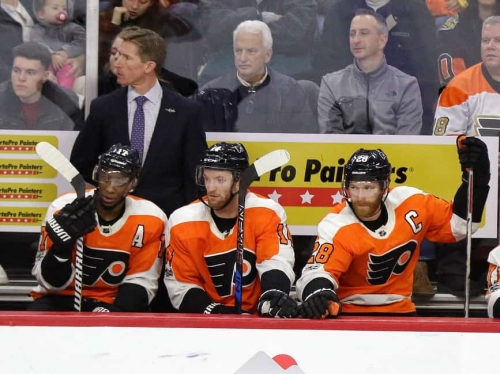Philadelphia Flyers Have Some Do-Or-Die Divisional Matchups