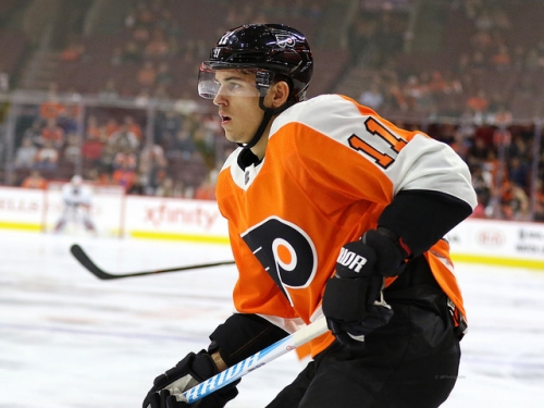 Q & A With Philadelphia Flyers Winger Travis Konecny