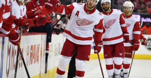 Red Wings Trade Talk: Justin Abdelkader and Darren Helm - Two Birds with one Stone