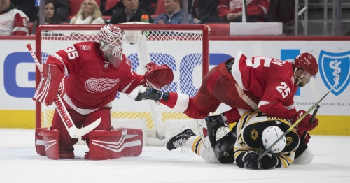 Wings hope to change Holland's mind at trade deadline