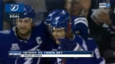 Tampa Bay Lightning beat Detroit Red Wings for 11th straight time, 4-1