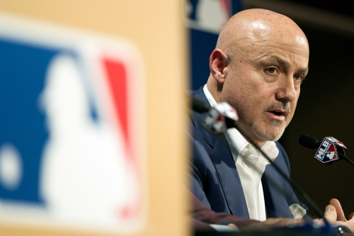 Nationals GM Mike Rizzo feeling confident he'll receive contract extension