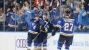 As Blues' schedule lightens, intensity mounts