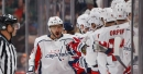 Wild struggle with turnovers and goaltending while Ovi leads Capitals to victory