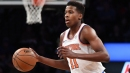 Frank Ntilikina's family ties run strong