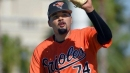 Orioles notes: Rule 5 draftee José Mesa looks like his famous father in more ways than one
