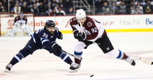 Colorado Avalanche Game Day: Winnipeg in February
