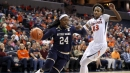 Strong Start Leads No. 5 Irish to 83-69 Victory at Virginia