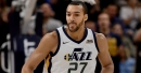 Rudy Gobert makes an interesting claim about the Jazz's playoff chances