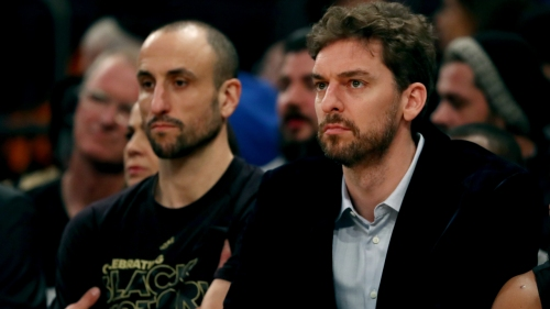 Spurs' Gasol: 'Refuse to accept country I love can't do better to protect our children'