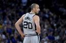 San Antonio Spurs: Update on Manu Ginobili's foot injury