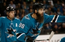 Things to know: Sharks' Joe Thornton endorses Brent Burns' move to forward