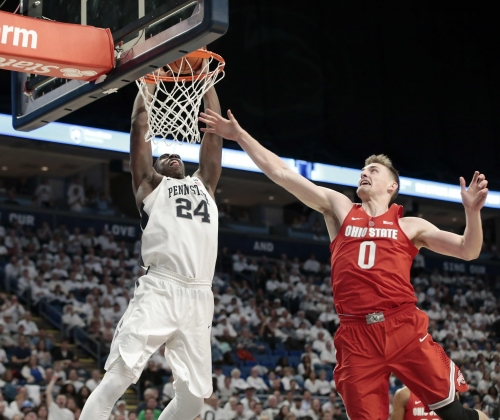 Penn State 79, Ohio State 56   Buckeyes fall flat in loss to Nittany Lions