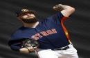 Slow market may affect pending free agency of Astros' Dallas Keuchel