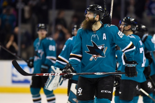 Takeaways: the Brent Burns debate reaches its conclusion in Sharks win