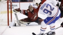 Perlini, Keller power Coyotes to third straight win