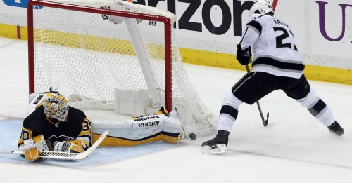 Los Angeles Kings @ Pittsburgh Penguins, Game #57 Recap: Sinking point shot sinks Kings