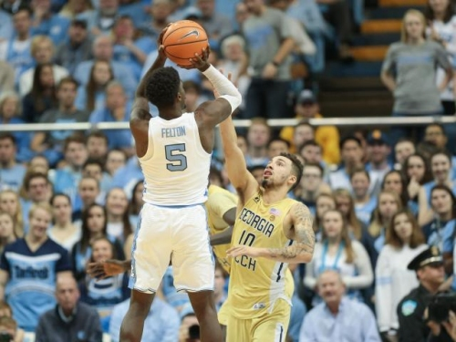 UNC's Williams provides no additional details on Jalek Felton's suspension :: WRALSportsFan.com