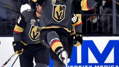Karlsson gets 30th goal of season, Vegas tops Oilers, 4-1   News & Observer