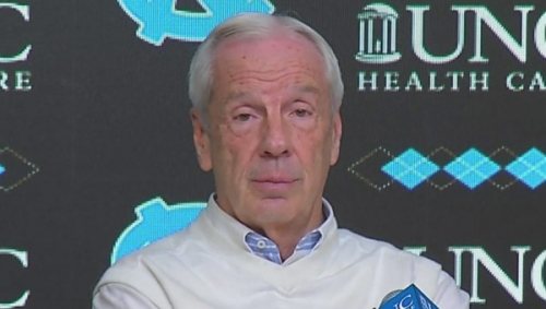 UNC's Roy Williams has little to say about Jalek Felton's suspension