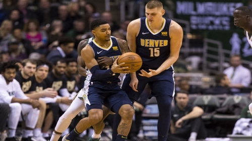 Nikola Jokić made NBA history Thursday night