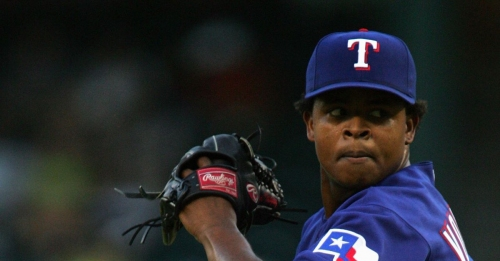 Texas Rangers sign Edinson Volquez to two year deal