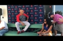 Alex Cora plans to use deep bench and rest regular Red Sox players more in-season