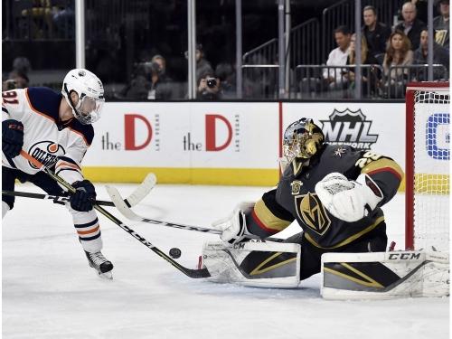 Edmonton Oilers look disinterested against Golden Knights