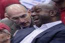 Adam Silver Says Magic Johnson, Lakers' Tampering Fine Was Clear Message to NBA