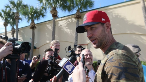 Hear ye, hear ye: Waino won't be talking retirement, extension or 'anything past today'