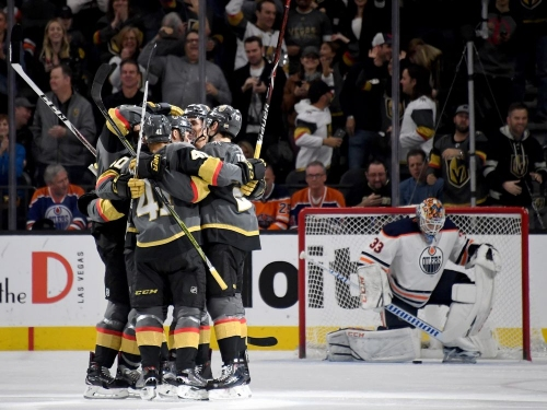 Player grades: Crapping out in Vegas, Edmonton Oilers' edition