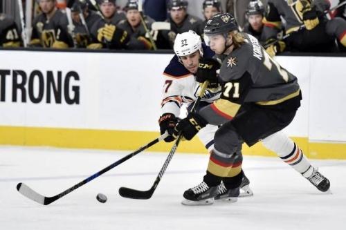 Edmonton Oilers can't cash in against Vegas - Edmonton   Globalnews.ca