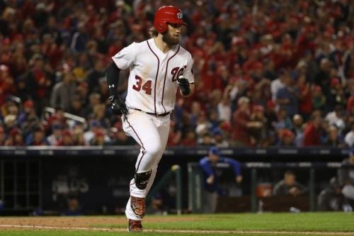 MLB rumors: Phillies among favorites to land Bryce Harper after 2018 season