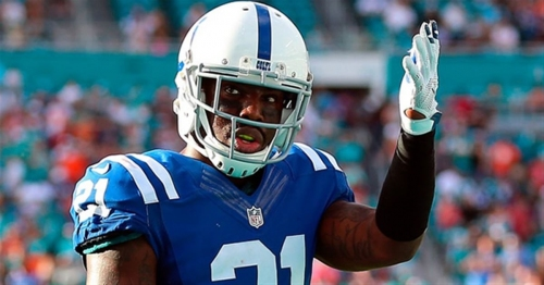 Vontae Davis visits Buffalo Bills