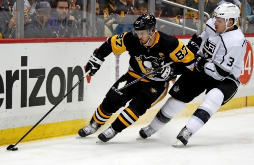 NHL Roundup: Penguins Rule at Home Again