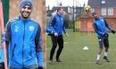 Riyad Mahrez returns to Leicester training after failed Man City move