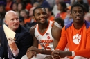 Clemson freshman Aamir Simms had to step up in place of injured Donte Grantham: How is he doing?