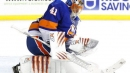 NHL: Halak has 50 saves in shutout