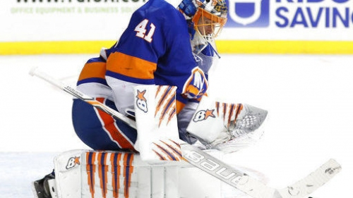 NHL: Halak has 50 saves in shutout