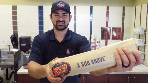 Ex-Padres player Adrian Gonzalez getting into the restaurant business