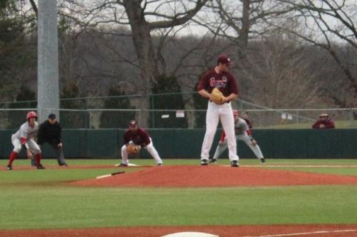 Virginia Tech Hokies Baseball Splits the Weekend Get First Win