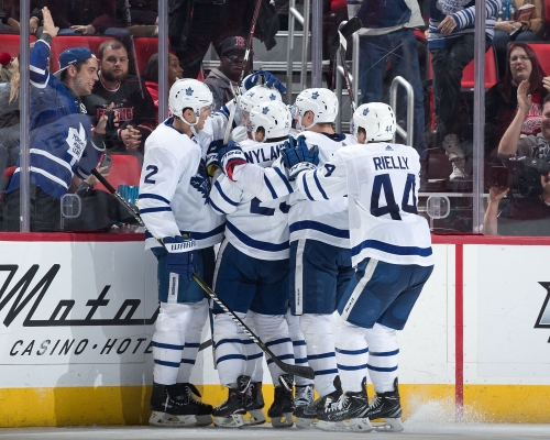 Toronto Maple Leafs: Matthews Wins It