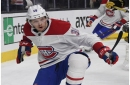Canadiens demote Nikita Scherbak; Shea Weber shut down again
