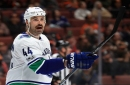 Vancouver Canucks sign Erik Gudbranson to a three-year extension