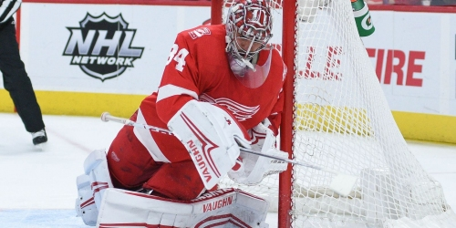 Detroit Red Wings trade Petr Mrazek to Philadelphia Flyers for draft picks