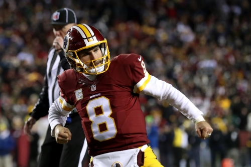 "The New York Jets are reportedly ""willing to pay whatever it takes"" to land Kirk Cousins"