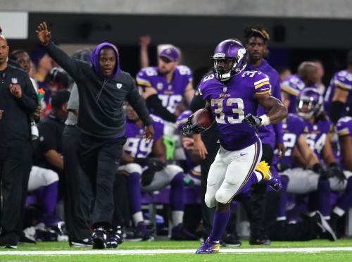 NFL.com gives Minnesota Vikings a high grade for 2017 rookie class